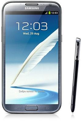 """Samsung Galaxy Note II N7100 (Amoled 5.5"""", 8MP, 16GB)"""