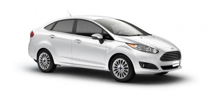 Travamento / Destravamento automático - New Fiesta