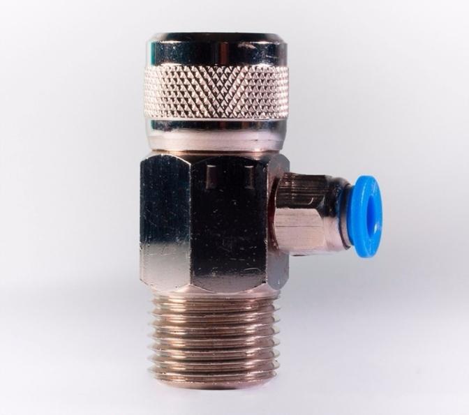 Válvula redutora de pressão - purificador